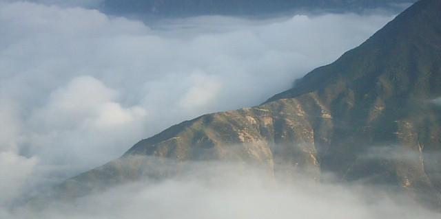 Peru altitudes