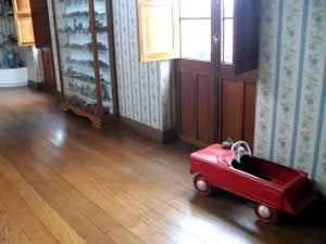 Museo del Juguete toy car