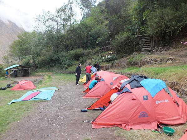 G Adventures Inca Trail