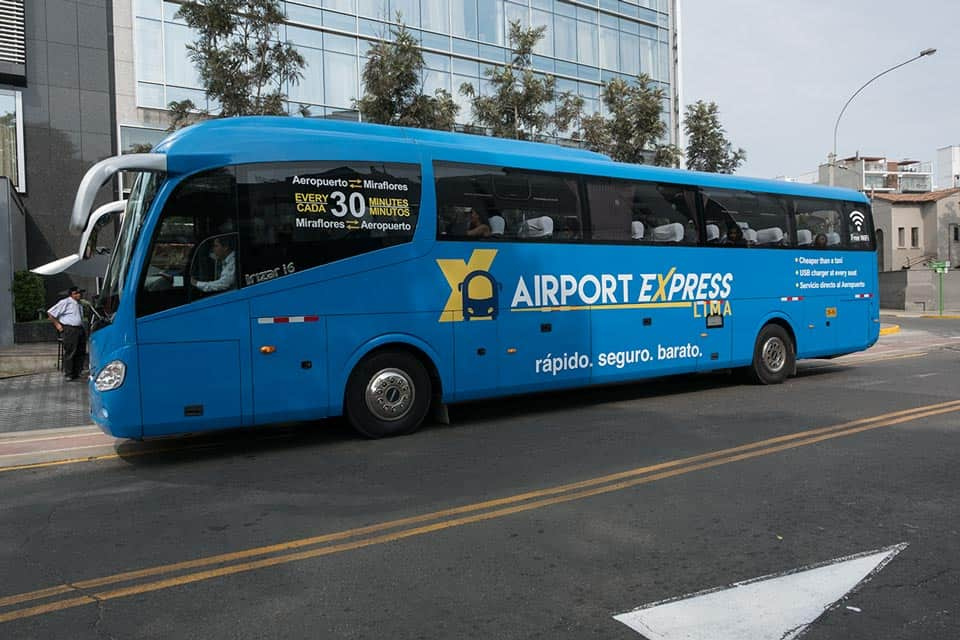 Airport Express Lima - Bus