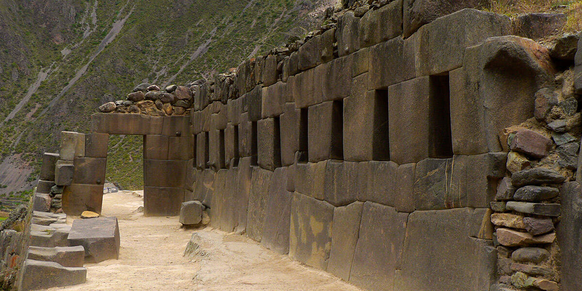 how to ollantaytambo
