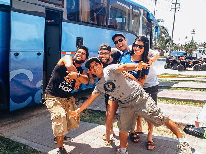 peru hop guides