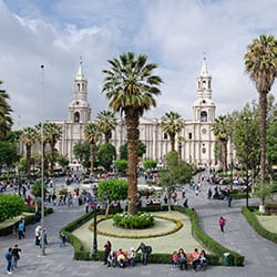Things to see Arequipa