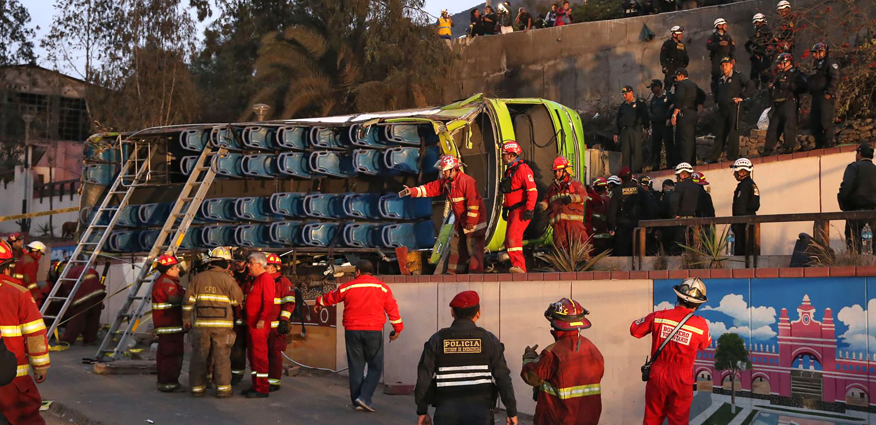 bus accidents in peru